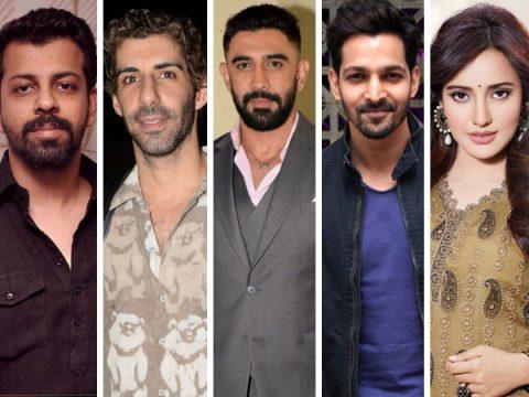 Bejoy Nambiar's next titled Taish to star Jim Sarbh Amit Sadh Harshvardhan Rane and Neha Sharma