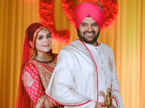 CONFIRMED Kapil Sharma and Ginni Chatrath are expecting their first child