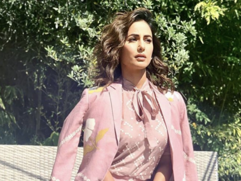 Hina Khan at Cannes