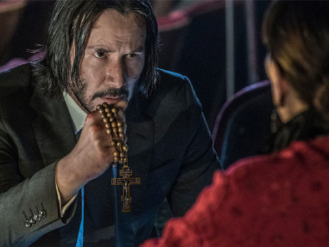 John Wick Chapter 3 — hes back and more brutal than ever