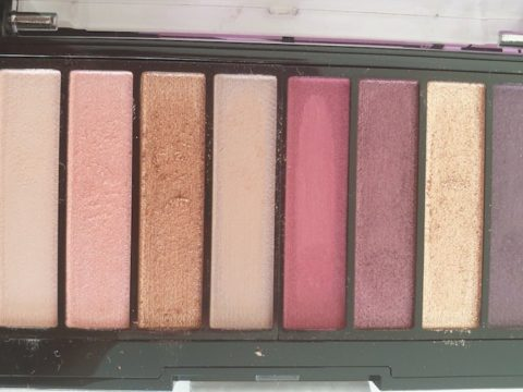 Revlon ColorStay Looks Book Eye Shadow Palette Enigma Review