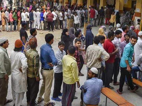 kgippg38 voting generic pti delhi may 2019 650x400 12 May 19