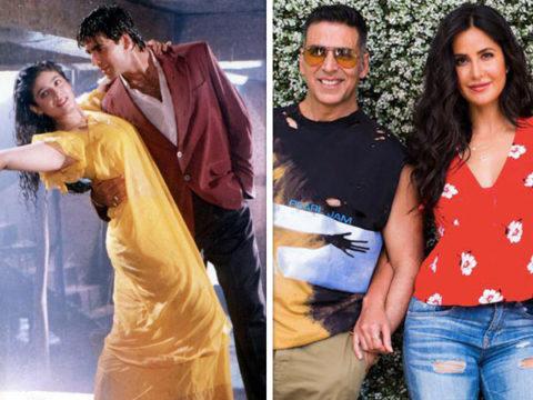 Sooryavanshi Akshay Kumar and Katrina Kaif to RECREATE sensuous Tip Tip Barsa song which featured him and Raveena Tandon