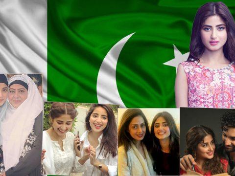 Pride of Pakistan Sajal Ali