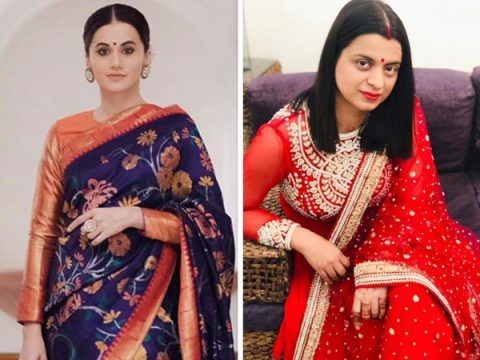 Taapsee Pannu's spat with Rangoli Chandel takes another ugly turn as she questions Kangana Ranaut