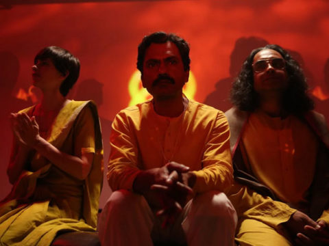 WOAH Rs. 100 cr is the budget for Netflix's Saif Ali Khan – Nawazuddin Siddiqui show Sacred Games 2