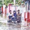 heavy rain misery khulna 1