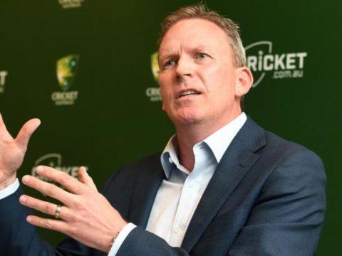 Cricket Australia chief executive Kevin Roberts