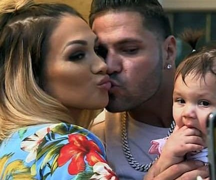 ronnie ortiz magro and jen harley smooch
