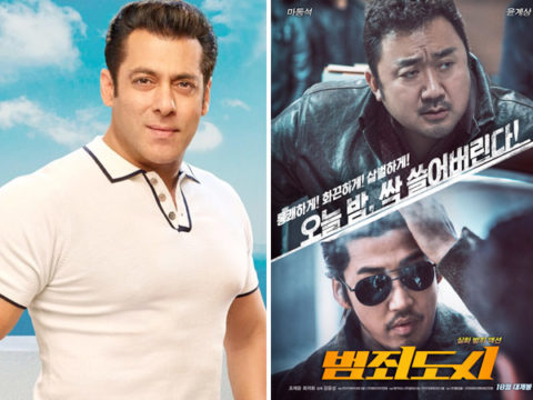 Salman Khan's Eid release Radhe is very much ON and is a remake of This KOREAN flick1