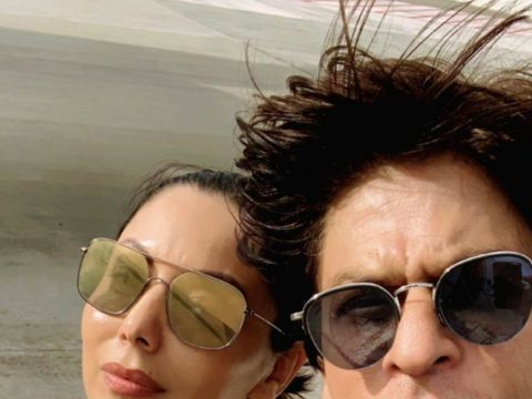 actor shah rukh has shared four photos giving a glimpse of his perfect 866700