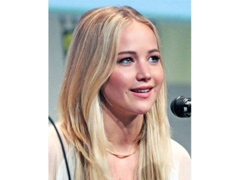Jennifer Lawrence SDCC 2015 X Men