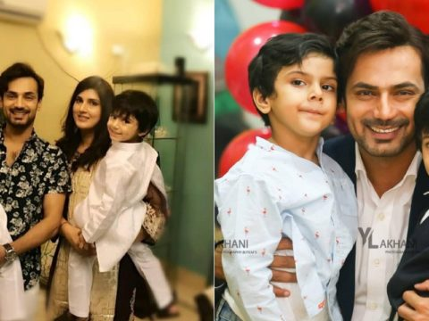 Zahid Ahmed Talks About His Kids