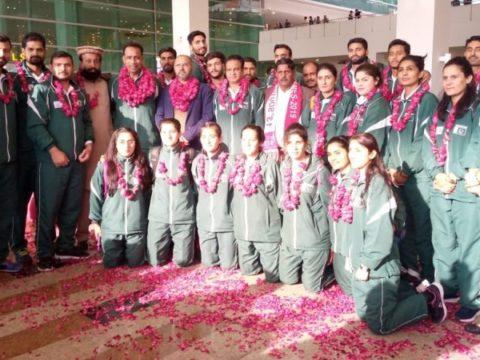 Pakistan South Asian Games 1