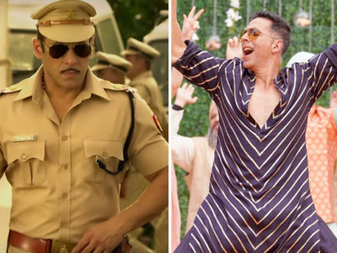 Salman Khan's release strategy for Dabangg 3 hits a roadblock with Karan Johar and Akshay Kumar