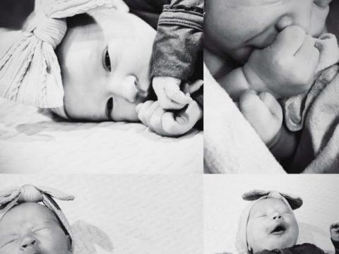 anna duggar baby pics welcome maryella hope