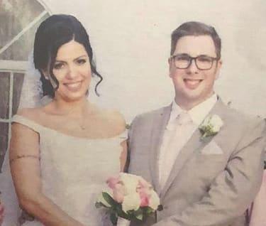 larissa lima colt johnson wedding pic header