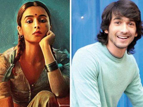 Gangubai Kathiawadi Alia Bhatt and Sanjay Leela Bhansali's gangster drama to mark the debut of TV actor Shantanu Maheshwari