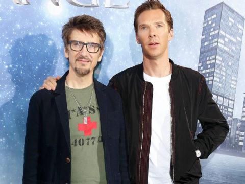 Scott Derrickson steps down as director of Marvels Doctor Strange in the Multiverse of Madness