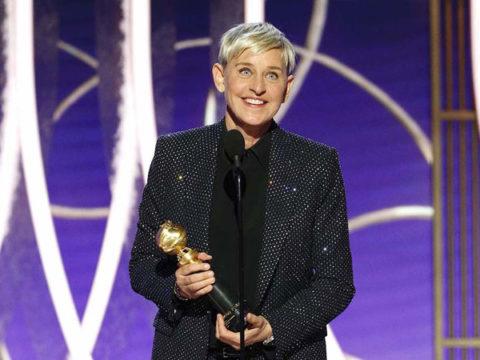 golden globes 2020 ellen degeneres accepts the carol burnett tv achievement award publicity h 2020 1