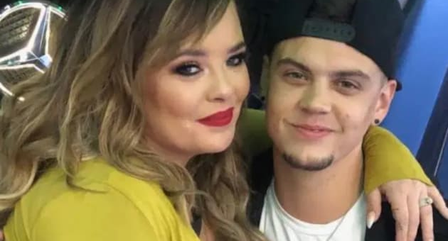 catelynn lowell with ty