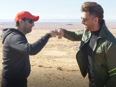 War duo Hrithik Roshan Siddharth Anand return for a new action packed project