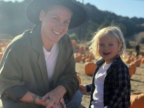 Pink recovers from Coronavirus pledges to donate 1 million to charity