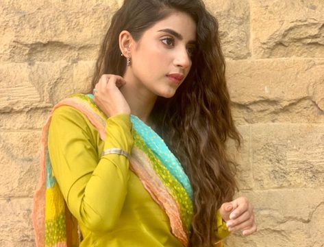 Press Release Saboor Aly Coming Back on Screens in Another Lead Role in Tum Ho Wajah airing from 13th April 4