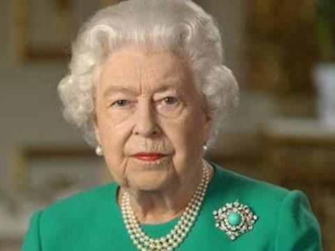 queen elizabeth on tv