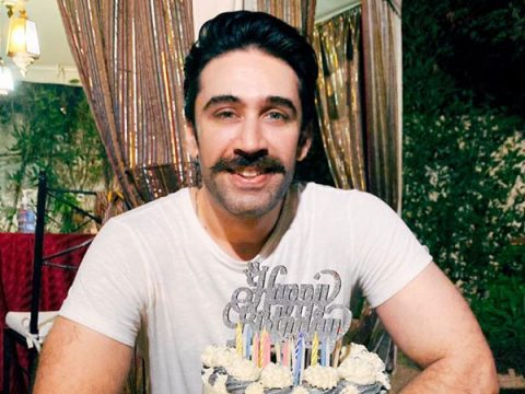 Ali Rehman Khan Virtual Birthday