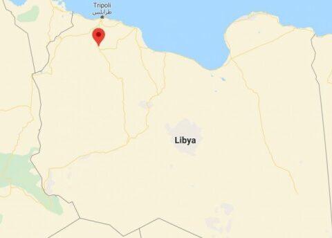 libya map 0