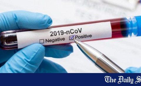 test coronavirus positive 0