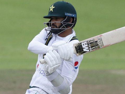 Azhar Ali batting Nasser