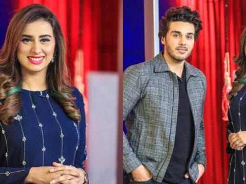 Madiha Naqvi Looks Elegant In Latest Pictures 9