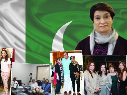 Pride of Pakistan Dr Shahida Khawaja