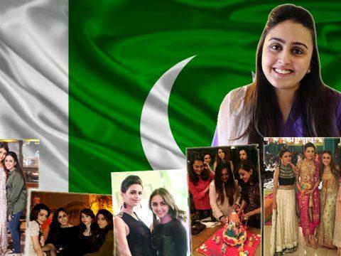 Pride of Pakistan Muneeze Khalid