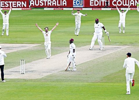 test series england and west indies corona