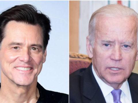 Jim Carrey to play Joe Biden on Saturday Night Live