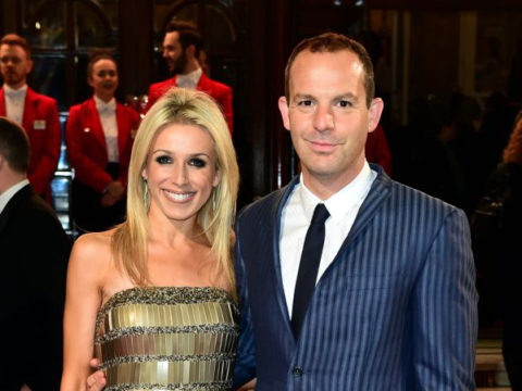 Martin Lewis and wife Lara Lewington 'shaken after moped phone theft