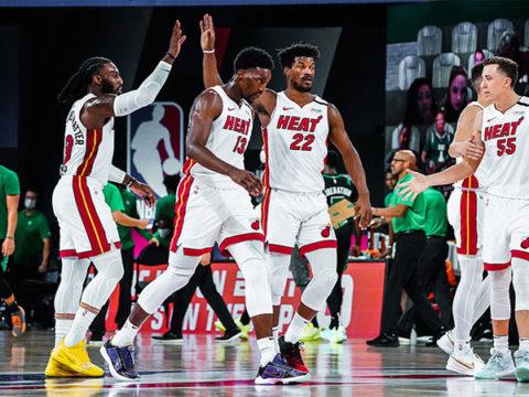 Miami Heat 1