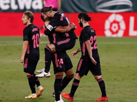 Real Madrid 1