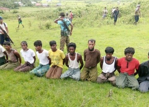 myanmar army 4