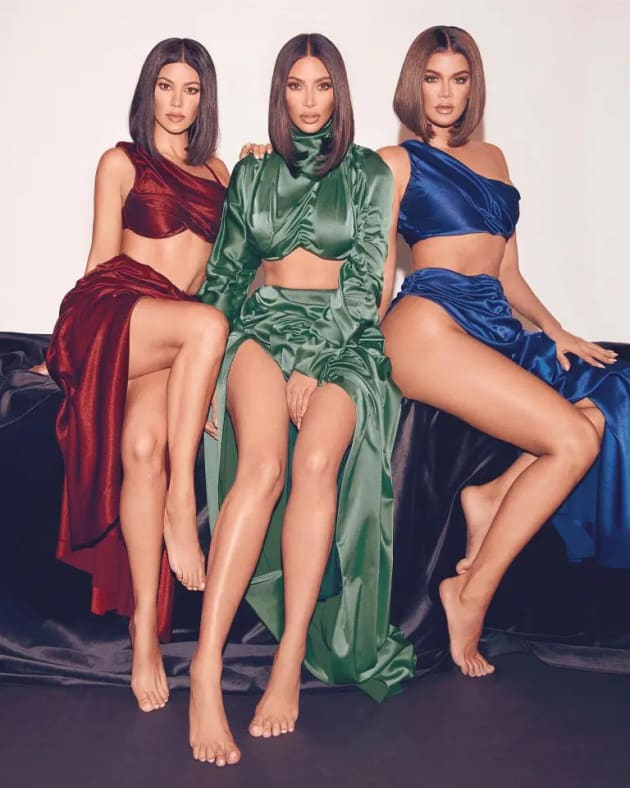 the kardashians badly photoshopped