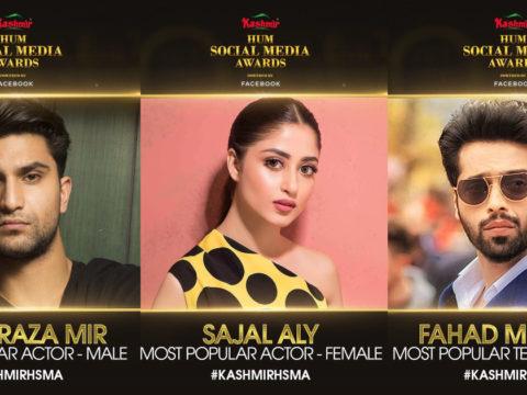 Complete List Of Winners At HUM Social Media Awards 23