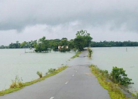 sylhet flash flood gowainghat upazila photos 1 0