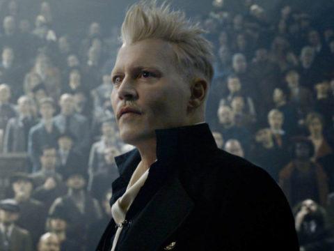 BREAKING Warner Bros asks Johnny Depp to resign from Fantastic Beasts franchise 1
