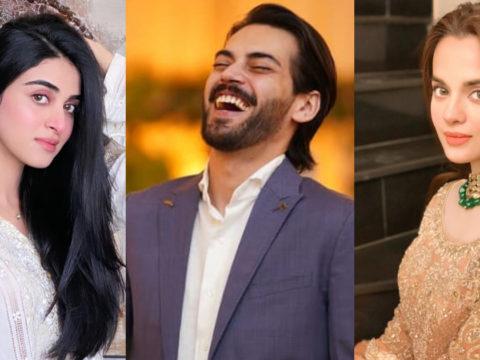 Qurbatain Cast In Real Life 51