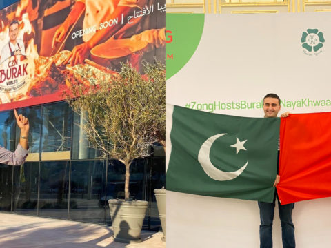 Turkish Chef Burak Ozdemir Announced Good News For Pakistanis 58