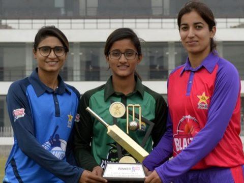 Womens T20 tournament