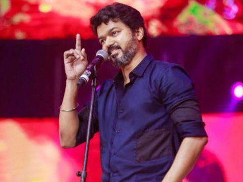 bigil audio launch actor vijay 1200